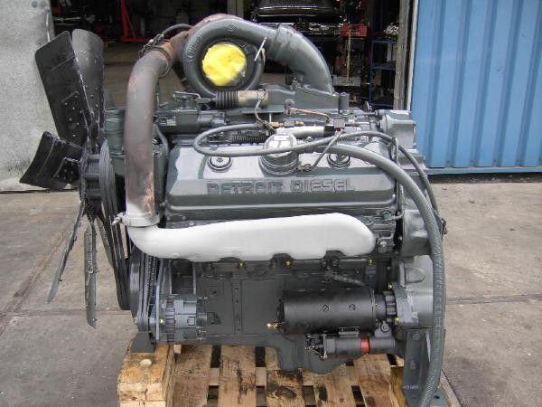 motor za druge građevinske opreme Detroit 8V71