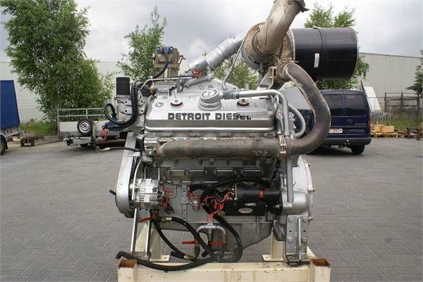 motor za druge građevinske opreme Detroit 8V92TA