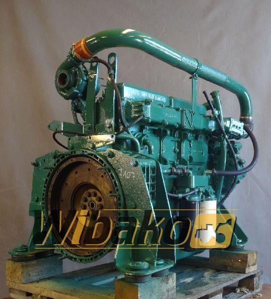 motor Engine Volvo D6A250 za druge građevinske opreme D6A250