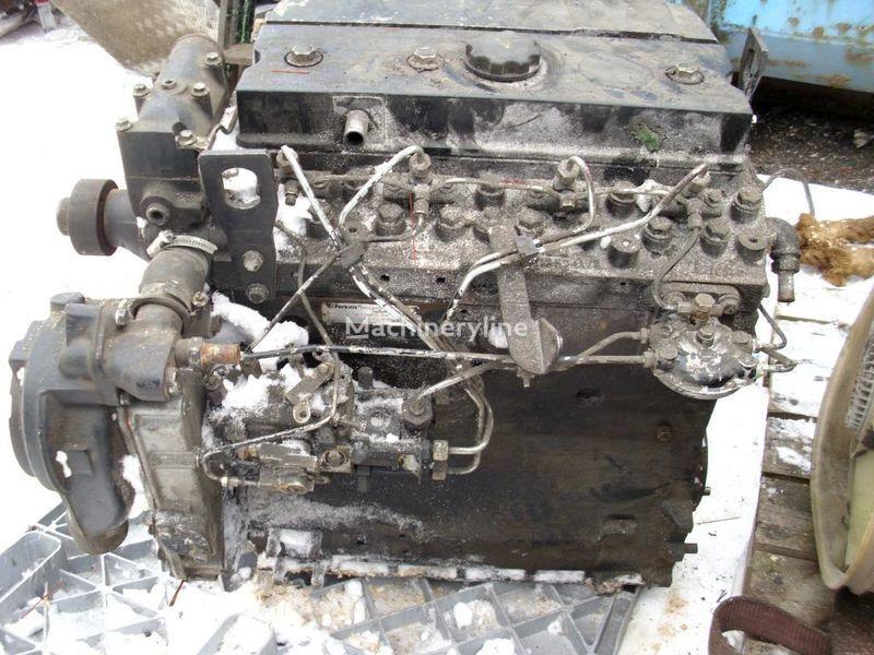motor  Perkins za bagera FUCHS