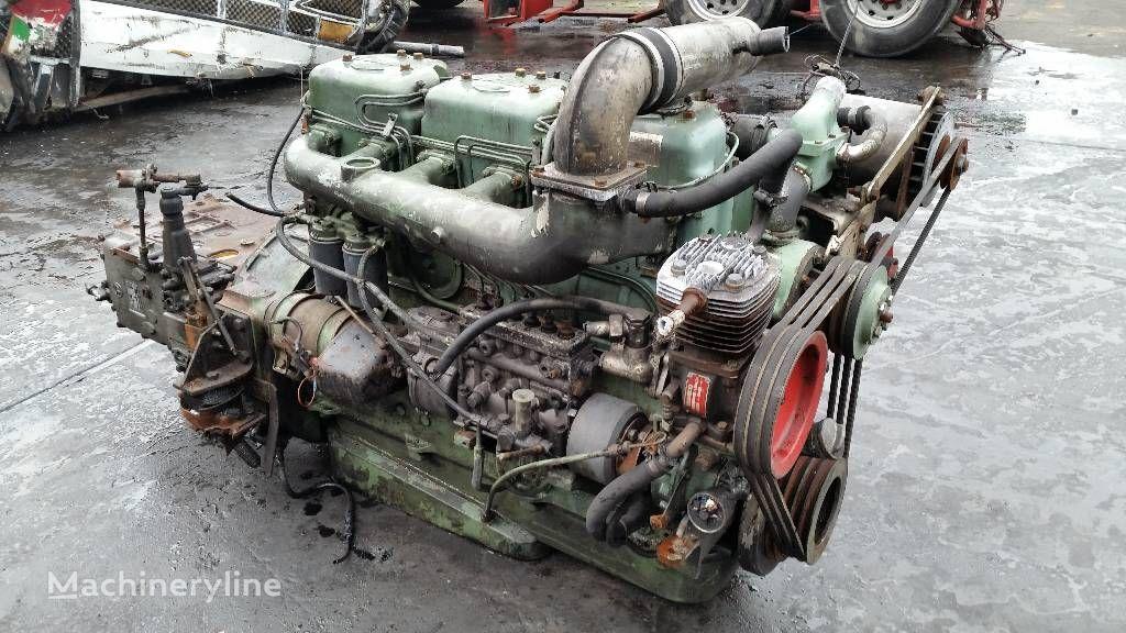 motor za utovarivača točkaša HANOMAG henschel 3 6.80