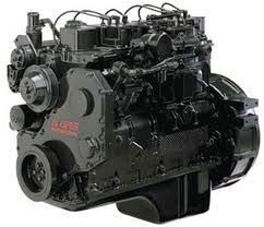 novi motor  Cummins za buldožera KOMATSU