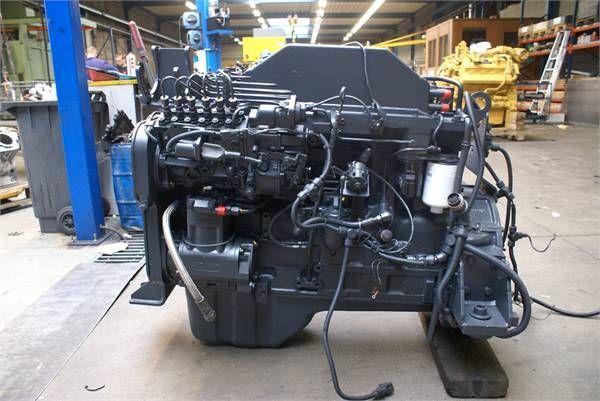 motor za utovarivača točkaša KOMATSU S6D114 E1