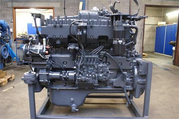 motor za druge građevinske opreme KOMATSU SA6D125 E2