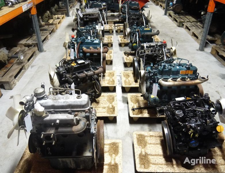 motor KUBOTA za traktora KUBOTA / Mitsubishi / Yanmar / Isuzu / Iseki