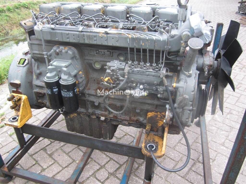 motor za druge građevinske opreme LIEBHERR D926NA