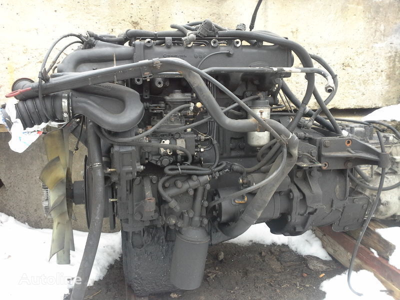 motor  Motor MAN 4.6l 163 k.s 114kv prostoy turbo-dizel 440 tis. za kamiona MAN