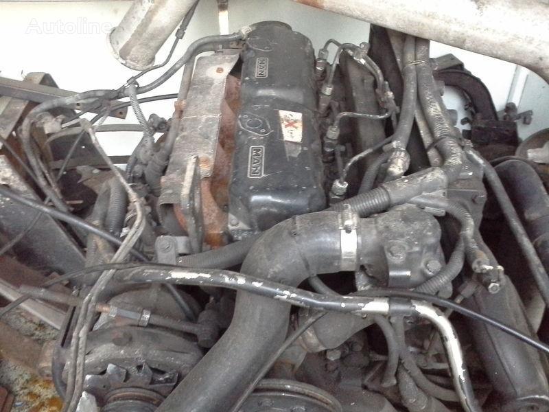 motor  MAN Razborka MAN L2000  M2000 za kamiona MAN