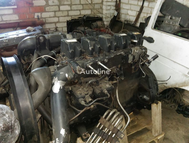 motor  MAN D2865LF21  Germanii garantiya za tegljača MAN