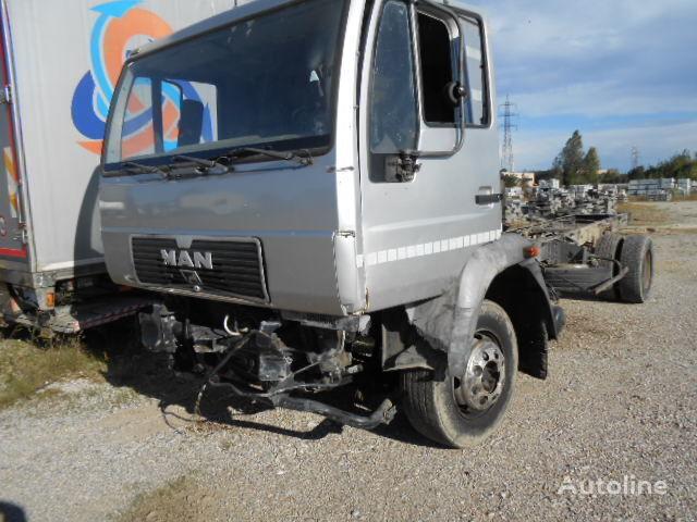 motor  MAn 14.163 za kamiona MAN 163