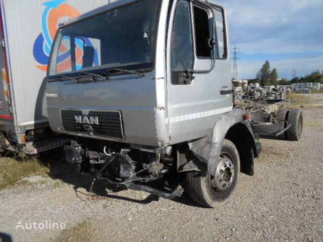 motor  MAn 14.163 EURO 2 B.J. 1998 KM 400000 za kamiona MAN 163