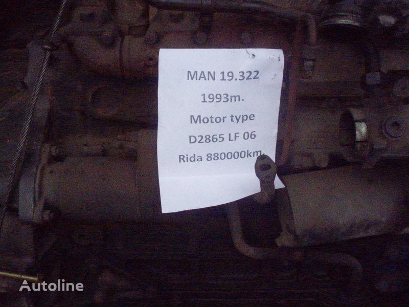 motor  MAN D 2865 LF 06 za kamiona MAN 19.322