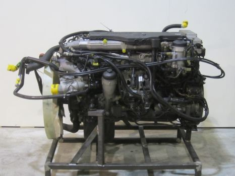 motor MAN D0836LFL66 - 250 PK - EURO 6 za tegljača MAN