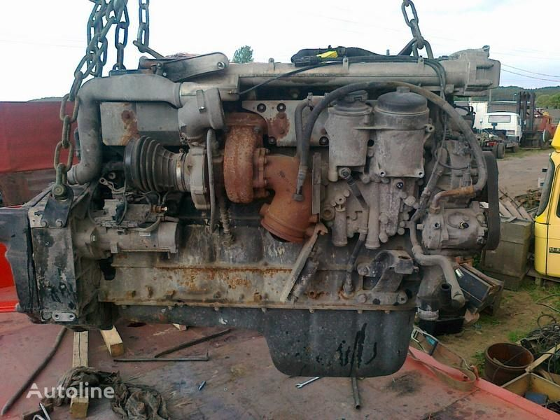 motor za tegljača MAN D20 D26 D2066 na czesci 350 430 390 440 480