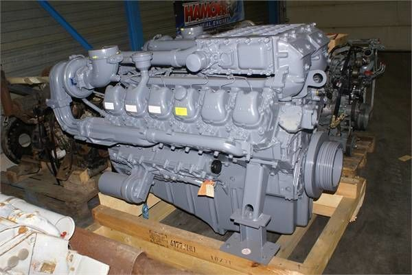 novi motor MAN D2842 LE201 NEW za druge građevinske opreme MAN