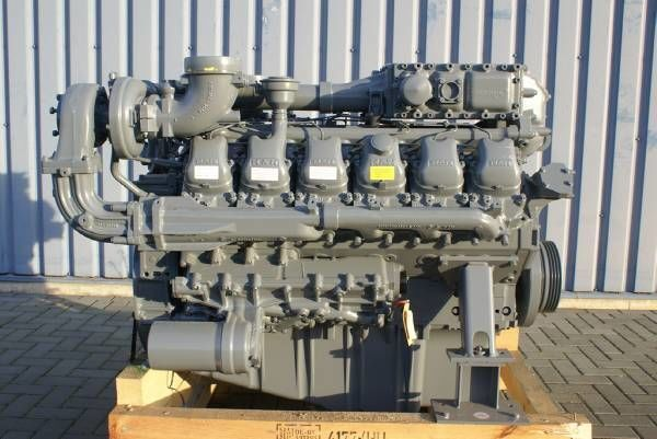 motor za druge građevinske opreme MAN D2842 LE201 NEW