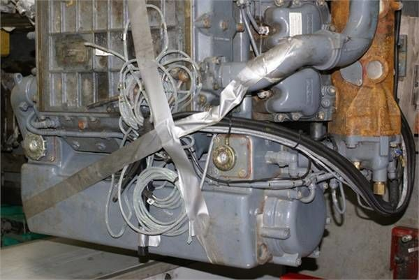 motor za bagera MAN D2842LE405