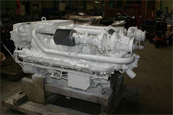 motor za druge građevinske opreme MAN D2842LE406
