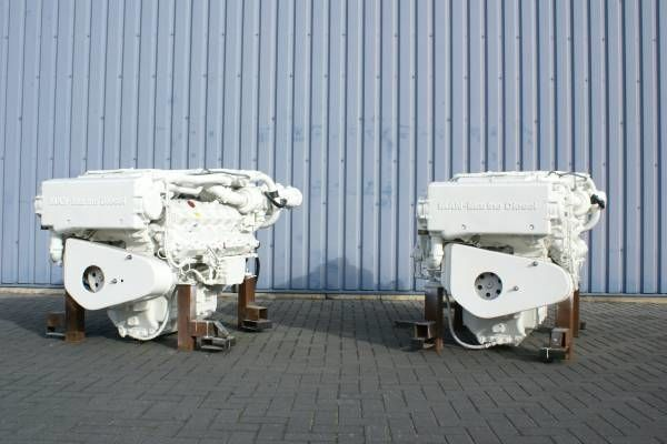 motor MAN D2842LE409 za tegljača MAN D2842LE409