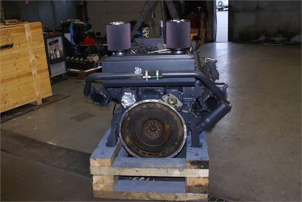 motor za druge građevinske opreme MAN D2842ME
