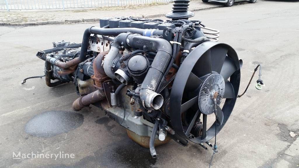 motor za druge građevinske opreme MAN D2866LF20