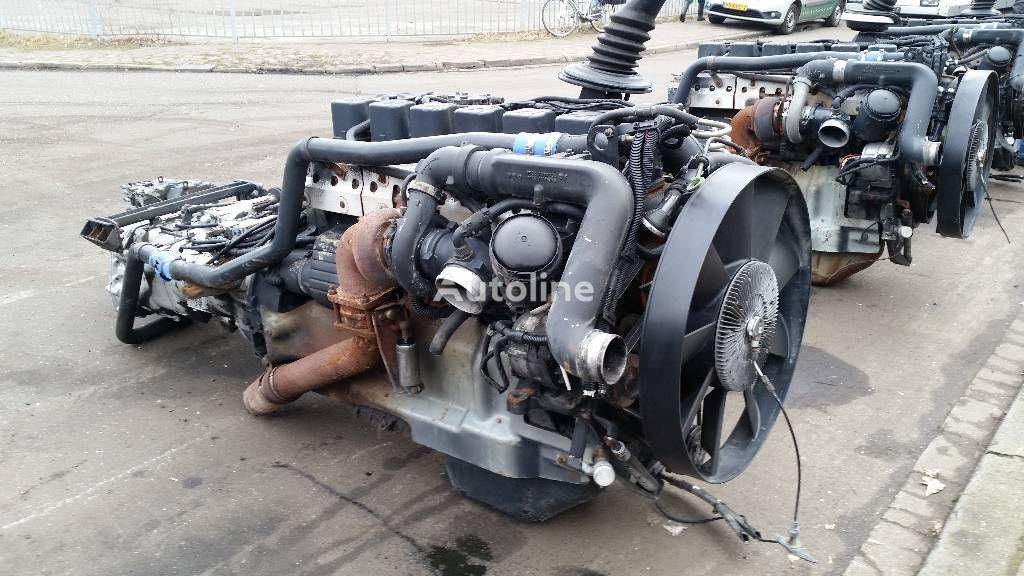 motor MAN D2866LF20 za tegljača MAN D2866LF20