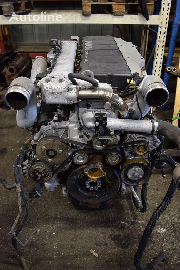 motor MAN d2066 za tegljača MAN TGA