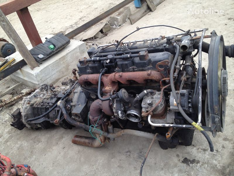motor MAN iz Germanii garantiya D0826LF07 za tegljača MAN 190