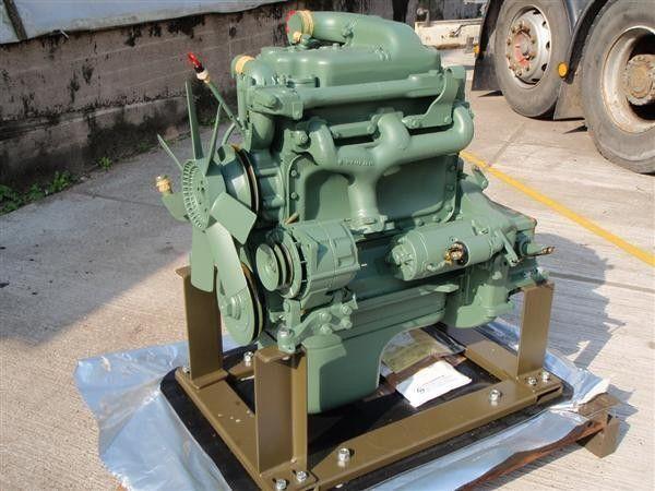 motor za bagera MERCEDES-BENZ OM 314