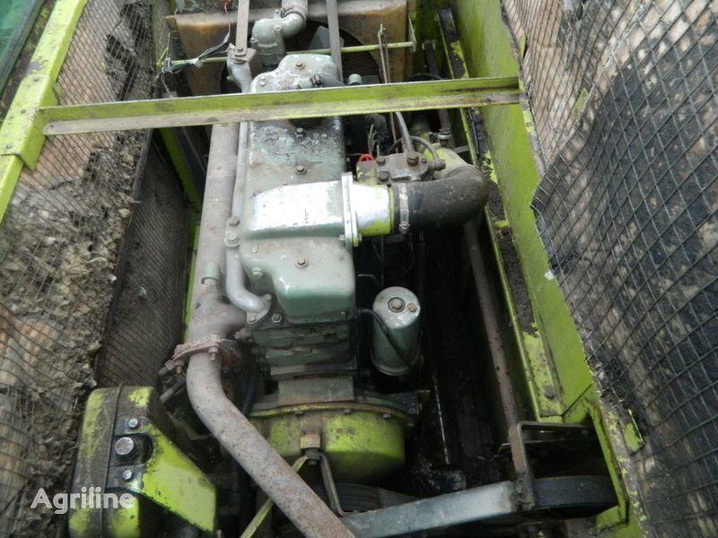 motor MERCEDES-BENZ OM 352 za kombajna CLAAS DOMINATOR 85