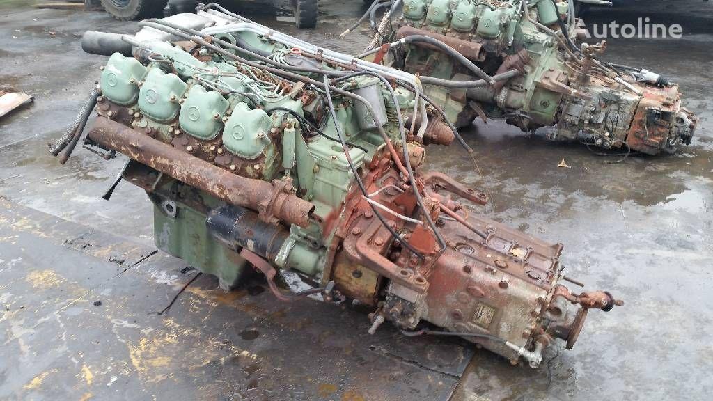 motor za kamiona MERCEDES-BENZ OM 402
