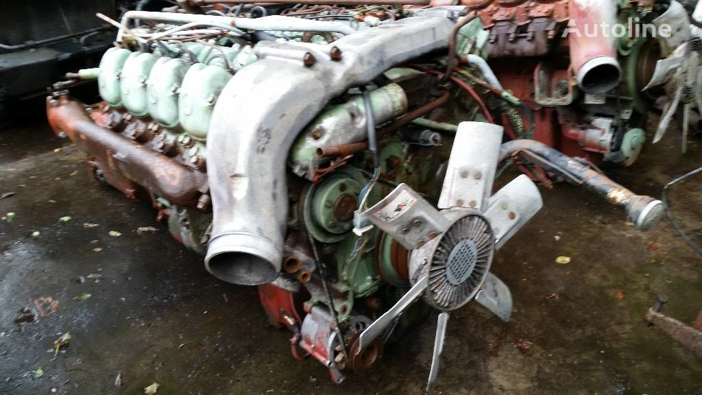 motor za kamiona MERCEDES-BENZ OM 402 MET ZF VERSNELLINGSBAK