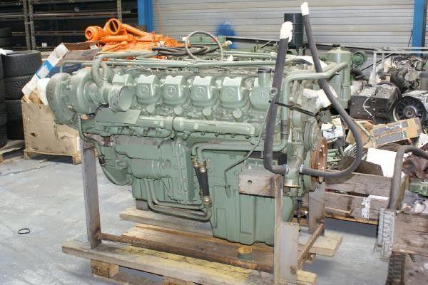 motor za druge građevinske opreme MERCEDES-BENZ OM 424 A