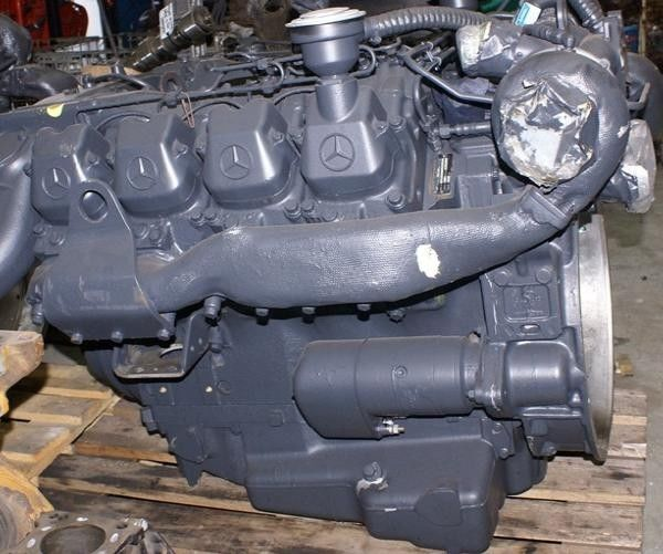 novi motor za druge građevinske opreme MERCEDES-BENZ OM 442 LA NEW