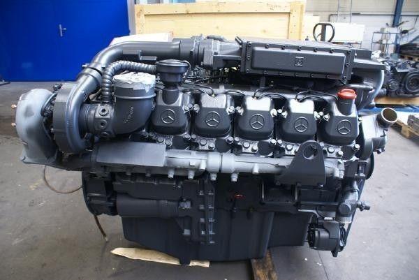 motor za Ostale opreme MERCEDES-BENZ OM 444 LA