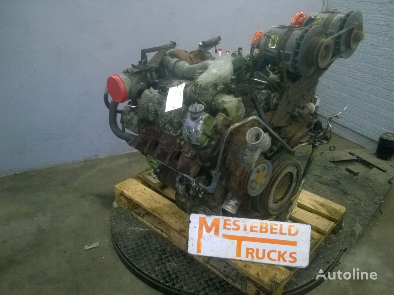 motor MERCEDES-BENZ OM421A za autobusa MERCEDES-BENZ Bus motor OM421A