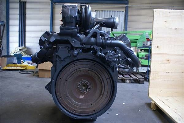 motor za druge građevinske opreme MERCEDES-BENZ OM501LA