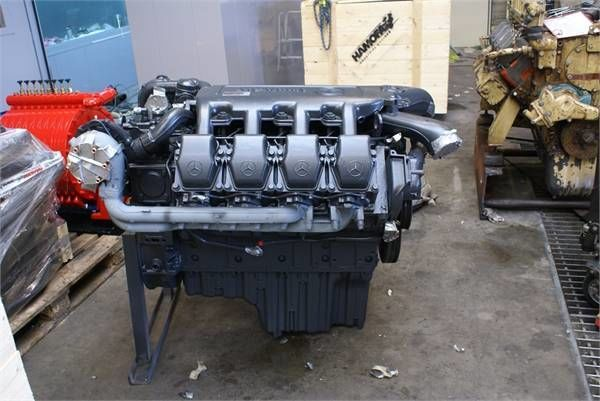 motor za Ostale opreme MERCEDES-BENZ OM542LA