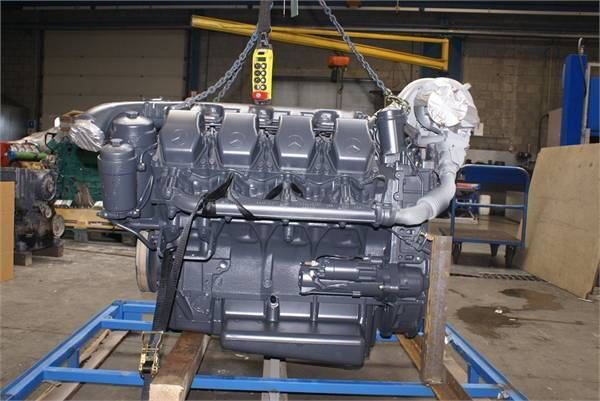 motor za Ostale opreme MERCEDES-BENZ OM942LA