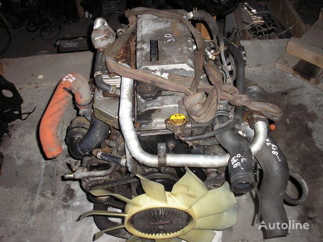 motor  Mitsubishi 4M40-4d31-4d34 za kamiona MITSUBISHI canter