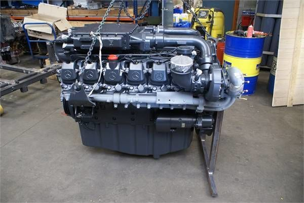 motor za bagera MTU 12V183 LONG-BLOCK