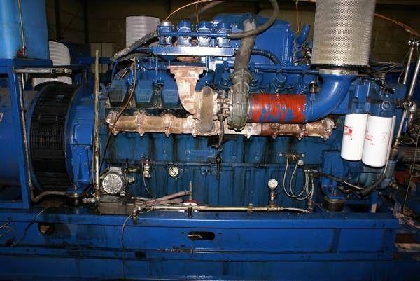 motor MTU 18V2000 za druge građevinske opreme MTU 18V2000