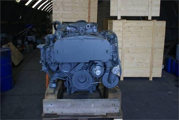 motor MTU 8V183 TE93 za generatora
