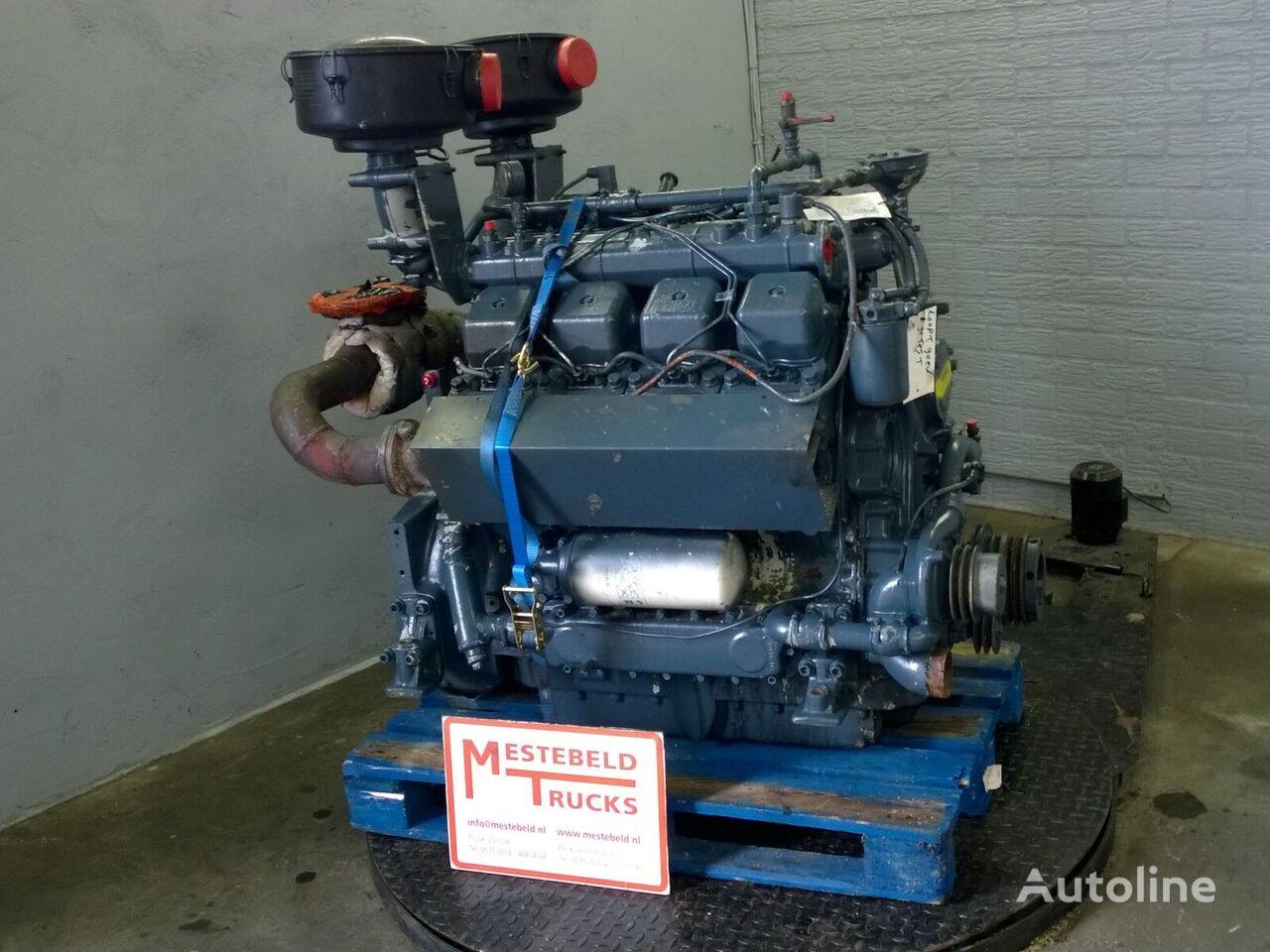 motor MWM D234 V8 za tegljača Motor MWM D234 V8