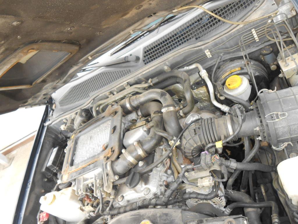 motor  ZD30D NISSAN TERRANO II 3.0 D za kamiona NISSAN TERRANO II / NISSAN PATROL 3.0