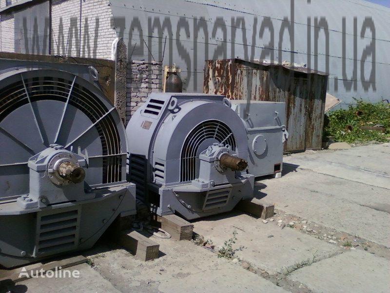 motor NSS za plovnog bagera NSS Elektrodvigatelya dlya zemsnaryadov