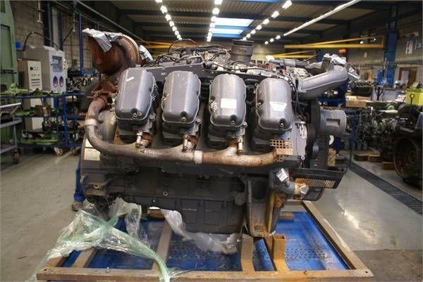 motor za druge građevinske opreme SCANIA DC16