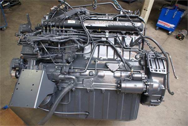 motor za druge građevinske opreme SCANIA DC9.05