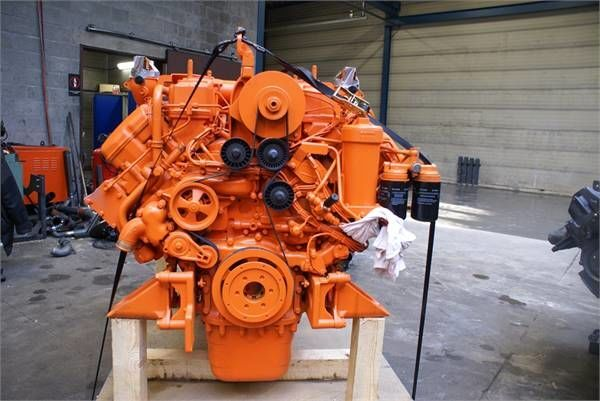 motor za druge građevinske opreme SCANIA DI 16.43M