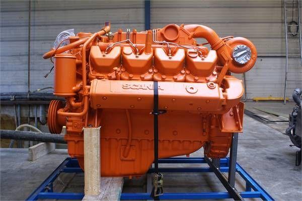 motor za druge građevinske opreme SCANIA DI14